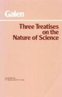 Three Treatises on the Nature of Science (Hardback)
