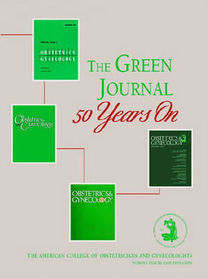 The Green Journal: 50 Years on (Paperback)