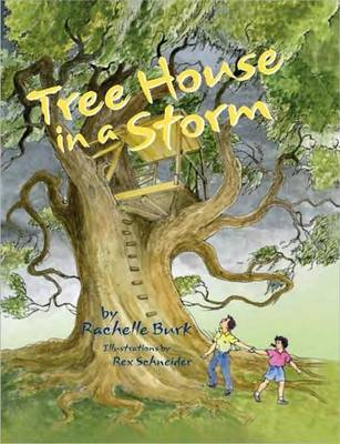 Tree House in a Storm (Hardback)