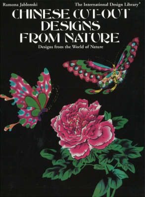 Chinese Cut-Out Designs from Nature (Paperback)