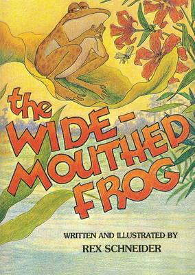 Wide-Mouthed Frog (Hardback)