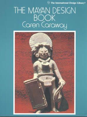 Mayan Design Book (Paperback)