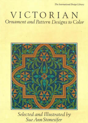 Victorian Ornament and Pattern Designs (Paperback)