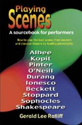 Playing Scenes: A Sourcebook for Performers (Paperback)