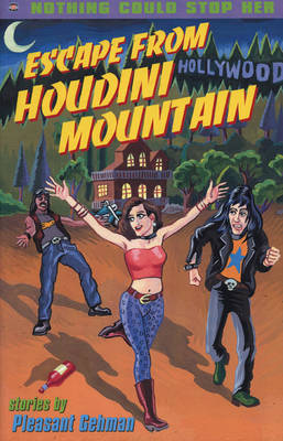 Escape From Houdini Mountain (Paperback)