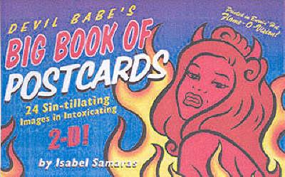 Devil Babe's Big Book Of Postcards (Paperback)