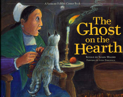 The Ghost on the Hearth (Hardback)