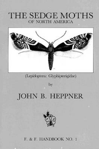 Sedge Moths of North America, The (Lepidoptera: Glyphipterigidae) (Paperback)