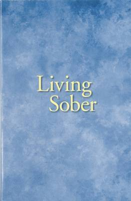 Living Sober (Paperback)