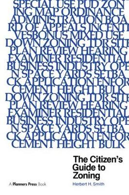 Citizen's Guide to Zoning (Paperback)