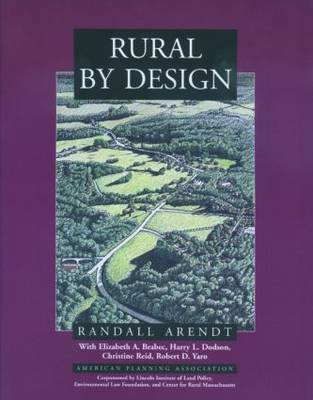 Rural By Design (Paperback)