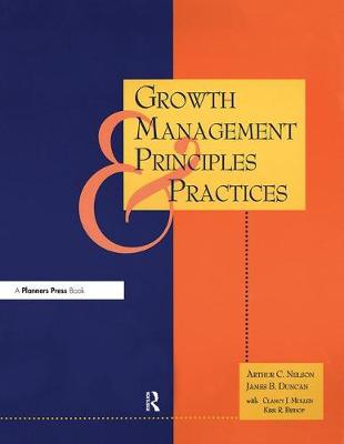 Growth Management Principles and Practices (Paperback)