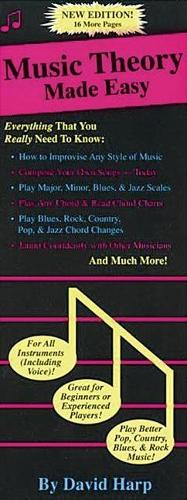 Music Theory Made Easy (Paperback)