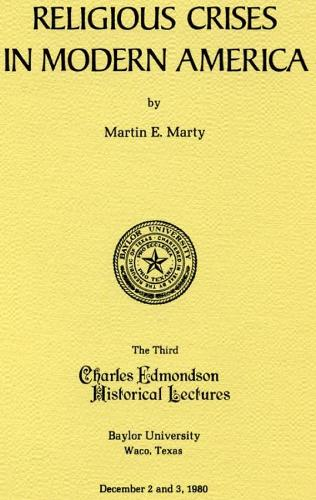 Religious Crises in Modern America (Paperback)