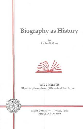 Biography as History (Paperback)