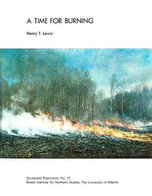 A Time for Burning - Occasional Publications Series (Paperback)