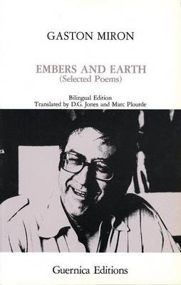 Embers and Earth: Selected Poems (Paperback)