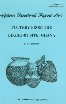 Pottery from the Begho-B2 Site (Paperback)