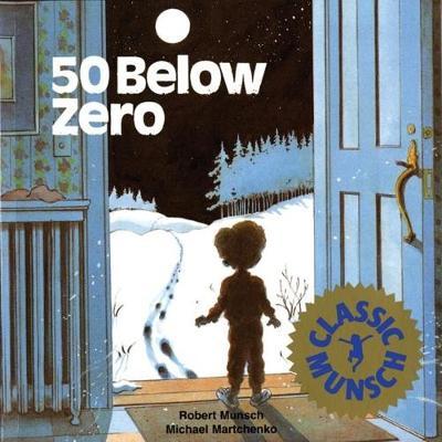 50 Below Zero (Hardback)