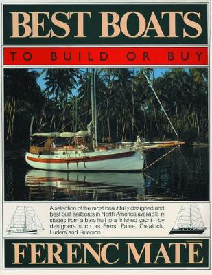 Best Boats to Build or Buy (Paperback)