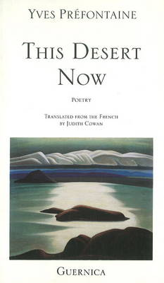 This Desert Now - Essential Poetry S. (Paperback)