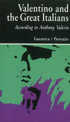 Valentino and the Great Italians (Paperback)