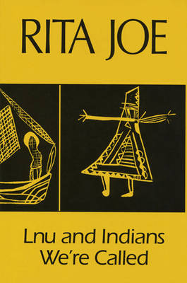 Lnu and Indians We're Called (Paperback)