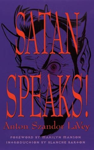 Satan Speaks! (Paperback)