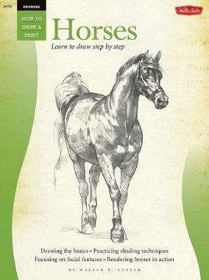 Drawing: Horses (Paperback)