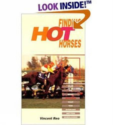 Finding Hot Horses (Paperback)