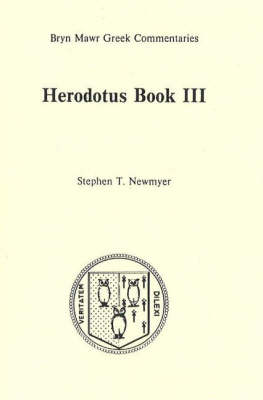 Book 3: Text in Greek, Commentary in English (Paperback)