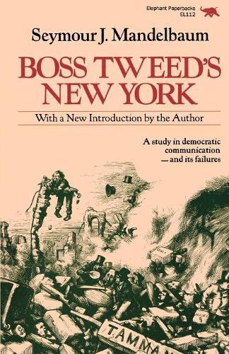 Boss Tweed's New York (Paperback)