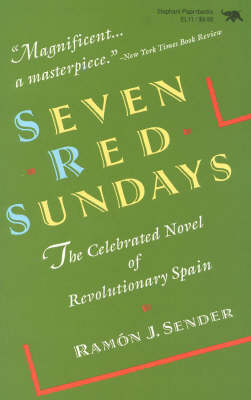 Seven Red Sundays (Paperback)