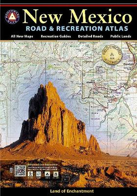 Benchmark New Mexico Road & Recreation Atlas, 7th Edition: State Recreation Atlases (Paperback)