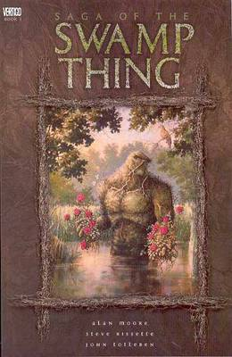 Swamp Thing: Saga of the Swamp Thing Volume 1 (Paperback)