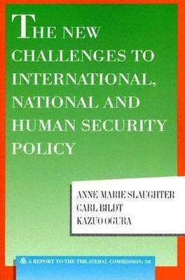 The New Challenges to International, National and Human Security Policy (Paperback)