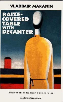 Baize-covered Table with Decanter (Paperback)