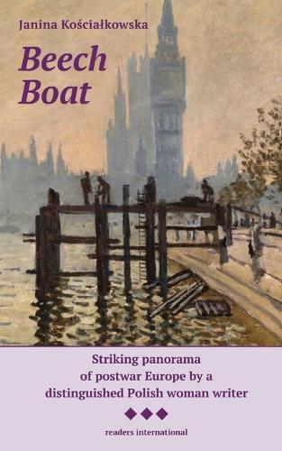 The Beech Boat: A Memoir of the Polish Diaspora (Paperback)