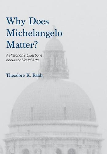 Why Does Michelangelo Matter?: A Historian's Questions about the Visual Arts (Hardback)