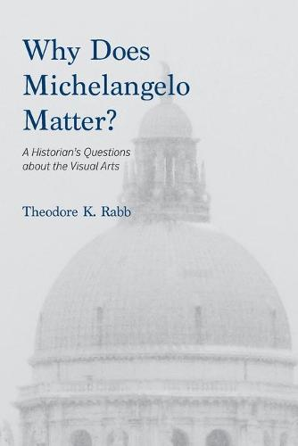 Why Does Michelangelo Matter?: A Historian's Questions about the Visual Arts (Paperback)