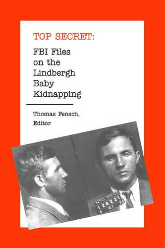 FBI Files on the Lindbergh Baby Kidnapping (Paperback)