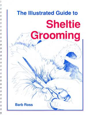 Illustrated Guide to Sheltie Grooming (Paperback)