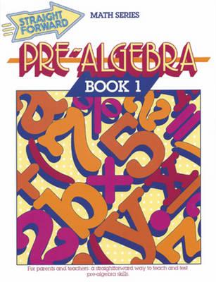 Pre-Algebra Book 1 (Paperback)