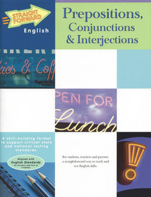 Prepositions, Conjunctions & Interjections (Paperback)