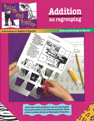 Addition, No Regrouping (Paperback)