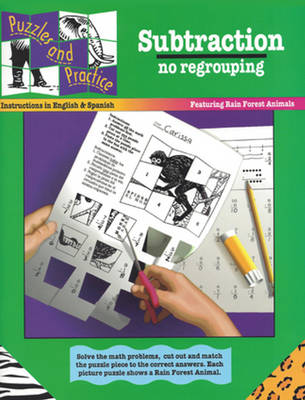 Subtraction, No Regrouping (Paperback)