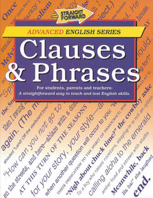 Clauses & Phrases (Paperback)