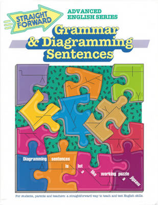 Grammar & Diagramming Sentences (Paperback)