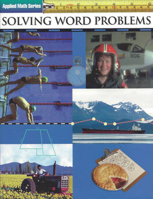Solving Word Problems (Paperback)