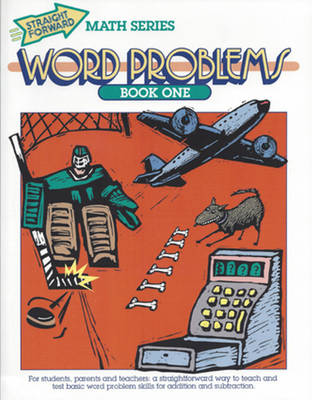 Word Problems, Book 1 (Add/Subt) (Paperback)